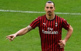 """Ibrahimovic: """"Nếu tôi đến từ đầu mùa AC Milan đã vô địch Serie A"""""""