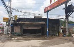 Cháy lớn thiêu rụi tiệm cầm đồ, 3 người tử vong