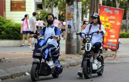 Bỏ đề xuất giấy phép lái xe hạng A0, học sinh chạy xe đạp điện, xe máy vẫn phải có bằng A1