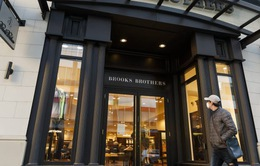 Brooks Brothers, hãng thời trang 200 năm tuổi của Mỹ đệ đơn xin bảo hộ phá sản