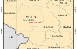 Lại xảy ra động đất ở Mộc Châu - Sơn La