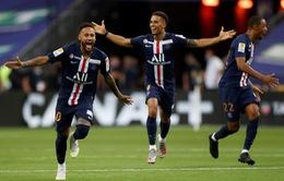 Vượt qua Lyon sau loạt đá luân lưu, PSG vô địch Cúp Liên đoàn Pháp