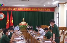 Bộ Quốc phòng tăng cường phương tiện chống dịch cho Đà Nẵng