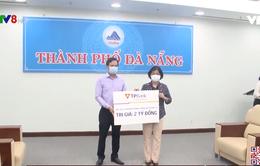 Đà Nẵng tiếp nhận hàng viện trợ chống dịch
