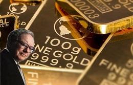 """Tại sao vàng luôn """"tầm thường"""" trong mắt huyền thoại Warren Buffett?"""