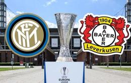 Inter Milan - Bayer Leverkusen: Thế trận cân bằng (Tứ kết Europa League, 02:00 ngày 11/8)