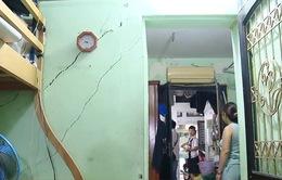 Từ nhà tập thể cũ đến nhà kiên cố bị lún nứt nghi do thi công dự án chung cư