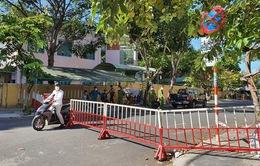 Đà Nẵng thiết lập vùng cách ly y tế một số khu vực quận Cẩm Lệ và quận Thanh Khê