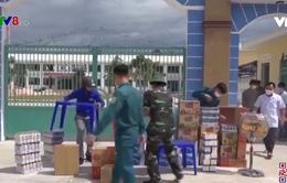Quảng Nam hỗ trợ tiền ăn cho người dân khu vực phong tỏa