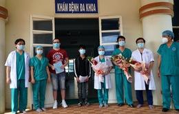 2 bệnh nhân COVID-19 ở Quảng Ngãi khỏi bệnh