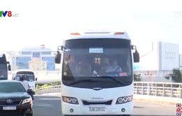 Tiếp tục dừng mọi phương tiện đi, đến Đà Nẵng