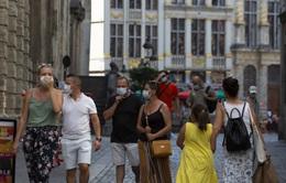 Bỉ ra quy định bắt buộc đeo khẩu trang ở nơi công cộng tại Brussels
