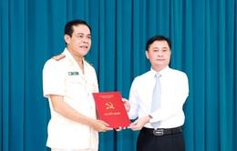 Giám đốc Công an Nghệ An được chỉ định làm Ủy viên BCH Đảng bộ, Ban Thường vụ Tỉnh ủy