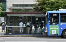 Hàn Quốc ra mắt bến xe bus công nghệ cao chống COVID-19