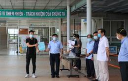 Thêm 2 bệnh nhân mắc COVID-19 tại Quảng Nam được chữa khỏi và xuất viện