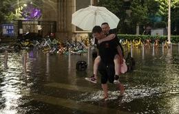 Bắc Kinh ứng phó với đợt mưa bão lớn nhất trong năm