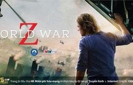 """World War Z """"tiên đoán"""" thảm họa bệnh dịch thế giới hiện nay? (VTVcab, 21h 16/8)"""