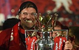 Jurgen Klopp nhận giải HLV xuất sắc nhất Premier League 2019-2020