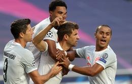 Xác định 3 đội vào bán kết Champions League: Leipzig vs PSG, Bayern đợi Man City/ Lyon