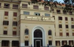 Đại học Y Hà Nội thông báo 94 thí sinh được tuyển thẳng năm 2020