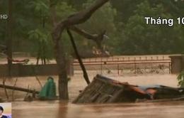 Biến đổi khí hậu, các nước châu Á gồng mình chống chọi mưa lũ