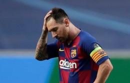 Lãnh đạo Barca tin tưởng Messi sẽ ở lại Nou Camp