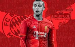 Những dấu hiệu cho thấy Thiago Alcantara sắp gia nhập Liverpool