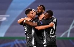 Kết quả Manchester City 1-3 Lyon: Dembele lập cú đúp loại Man City khỏi Champions League