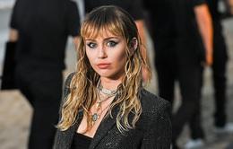 """Miley Cyrus: """"Thật may mắn vì tôi đã cai nghiện"""""""