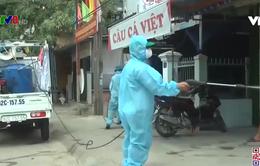 Quảng Nam: Xe cải tiến phun thuốc phòng dịch