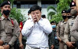 Thái Lan điều 600 cảnh sát duy trì trật tự tại cuộc biểu tình ngày 16/8