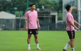 Đoàn Văn Hậu chưa đủ điều kiện đá cho CLB Hà Nội tại Cúp Quốc gia 2020