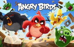 """Angry Birds bất ngờ """"hot"""" trở lại nhờ COVID-19"""