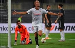 Kết quả Sevilla 2-1 Man Utd: Ngược dòng ngoạn mục, Sevilla vào chung kết UEFA Europa League!