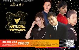 """VTV Awards - The Hit List số đầu tiên: Tái ngộ thầy giáo Duy - Thanh Sơn và """"Quỳnh búp bê"""" Phương Oanh"""