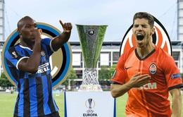 Inter vs Shakhtar Donetsk: Kẻ thách thức Lukaku (Bán kết Europa League, 02h00 ngày 18/8)