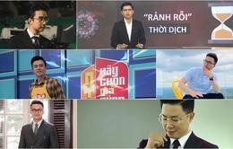 """Dàn nam MC, BTV """"chạy đua"""" kêu gọi bình chọn tại VTV Awards 2020"""