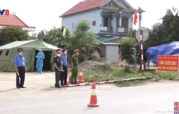 Quảng Bình: Lập chốt kiểm soát phòng, chống dịch Covid-19