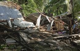 Động đất mạnh 6,6 độ làm rung chuyển miền Trung Philippines, ít nhất 1 người thiệt mạng