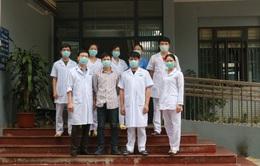 Bệnh nhân COVID-19 cuối cùng tại Hòa Bình khỏi bệnh