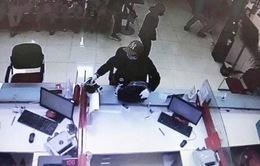 Truy tố đối tượng gây ra vụ cướp ngân hàng tại Sóc Sơn