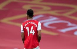 Lộ lý do bất ngờ khiến Arsenal chưa thể công bố gia hạn với Aubameyang