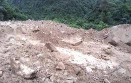 Sạt lở đất ở Tam Đường (Lai Châu) làm 1 người chết