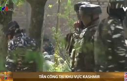 Tấn công tại khu vực Kashmir, 3 cảnh sát Ấn Độ bị sát hại
