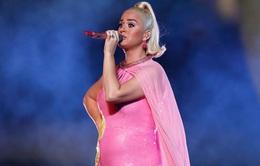 Bà bầu Katy Perry ví album mới như đứa con thứ 2