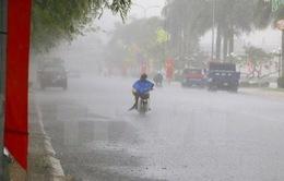 Bắc Bộ tiếp tục mưa dông, kèm thời tiết nguy hiểm