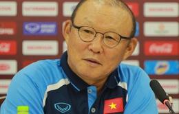"""HLV Park Hang-seo: """"Tập trung toàn lực cho mục tiêu World Cup"""""""