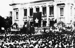 """Nhớ mùa thu Cách mạng 1945 với cuộc tổng khởi nghĩa """"long trời, lở đất"""""""