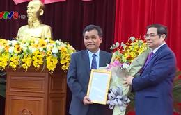 Đồng chí Phạm Minh Chính làm việc với Tỉnh ủy Gia Lai