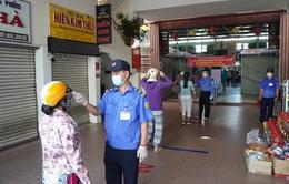 Nguy cơ tiềm ẩn lây lan dịch COVID-19 tại các chợ truyền thống Đà Nẵng
